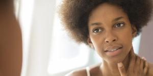 self-reflection_black woman_mirror
